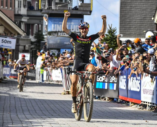 World Cup Cross-Country Olympic - Men Elite