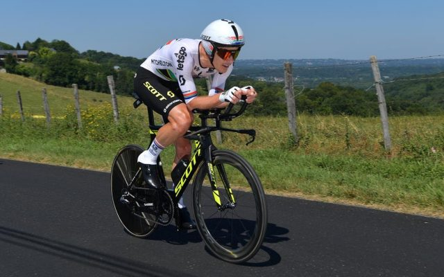 Daryl Impey Romps to Ninth SA ITT Title - Bicycling
