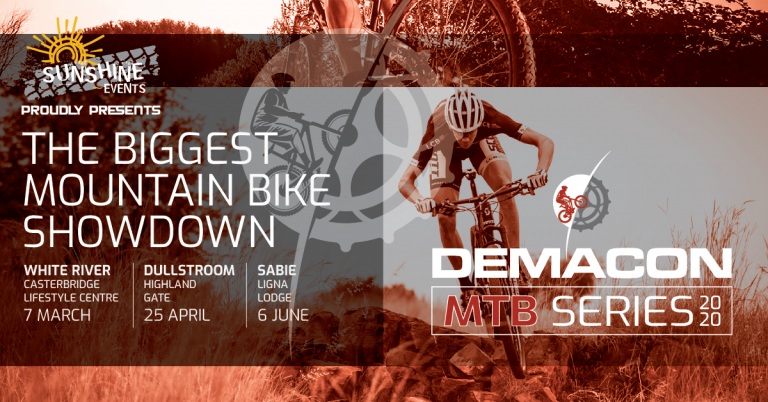 Sunshine Events presents Demacon 2020 MTB Series