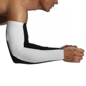 ASSOS ARM WARMERS BLACK & WHITE