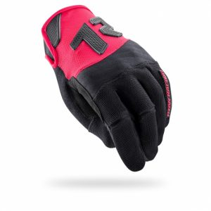 TITAN CLUTCH FF CYCLING GLOVES BLACK-RED