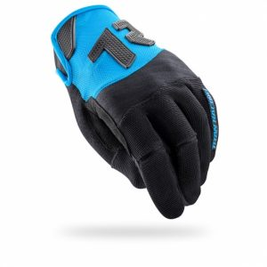 TITAN CLUTCH FF GLOVES BLACK-BLUE