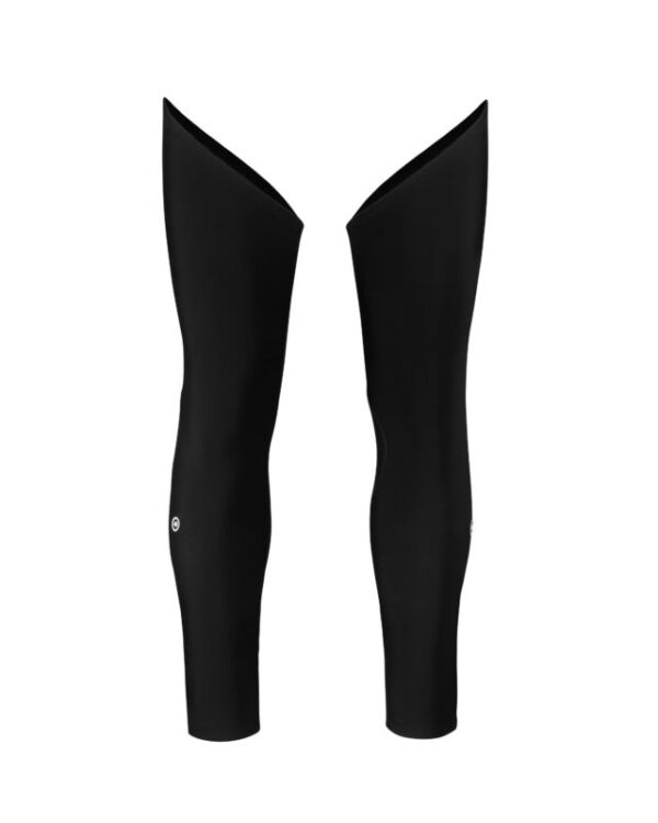 ASSOS EVO7 LEG WARMERS Available at Cycleworld