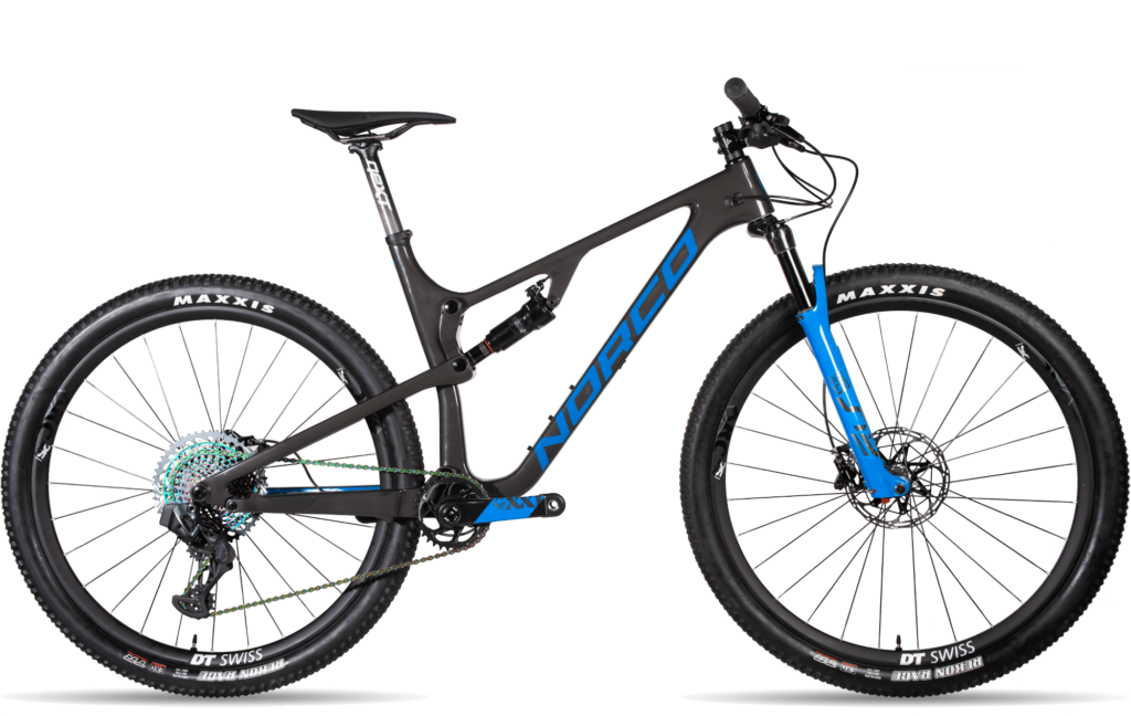 Cycleworld Norco Revolver FS 100 AXS