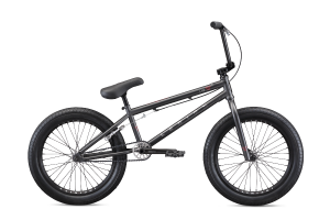 With the Legion Series, Mongoose offers a full line of freestyle BMX bikes for riders of all ages and ability levels. The Legion L100 was designed to be a fully park, street and dirt worthy BMX bike that offers everything a rider could need from beginner level curb jumps all the way up to advanced aerial tricks on a quarterpipe!