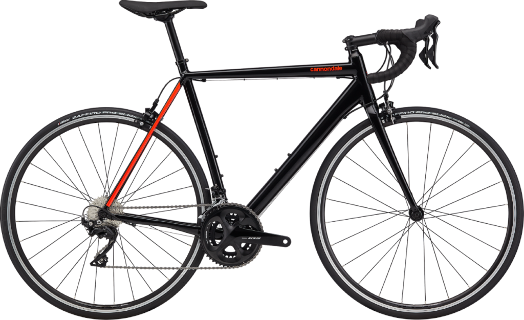 Cannondale CAAD Optimo 105 available at Cycleworld Bloemfontein