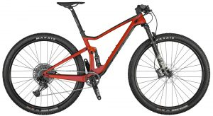 SCOTT Spark 900 RC Comp Carbon 2021 Red Available at CycleWorld Bloemfontein