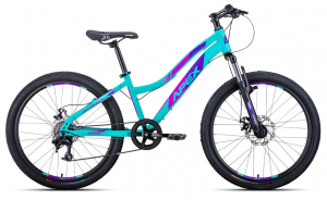 Apex A400 Ladies 24 inch Alloy MTB (2021)