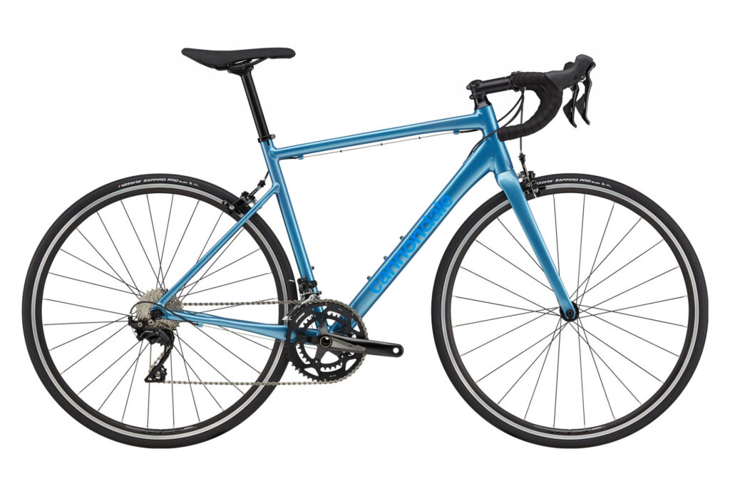 Cannondale CAAD Optimo 1 Road Bike Shimano 105 11S 700 mm Alpine Blue 2021