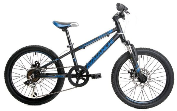 All Avalanche Junior bikes are designed and built for purpose and the Avalanche MAX 20 inch Disc is no different.