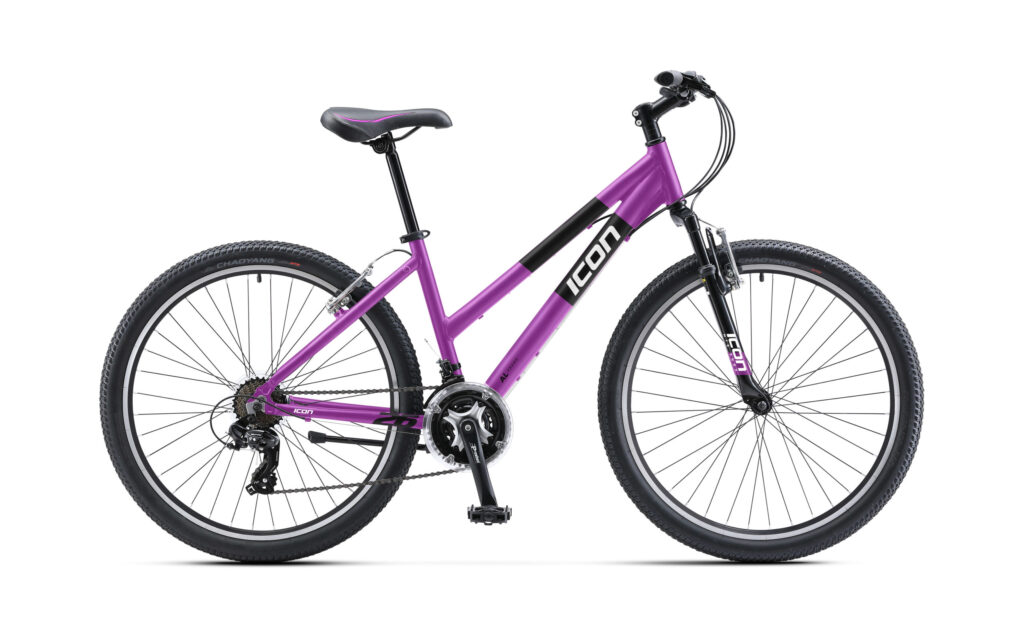 Icon Girls 26 inch - Purple