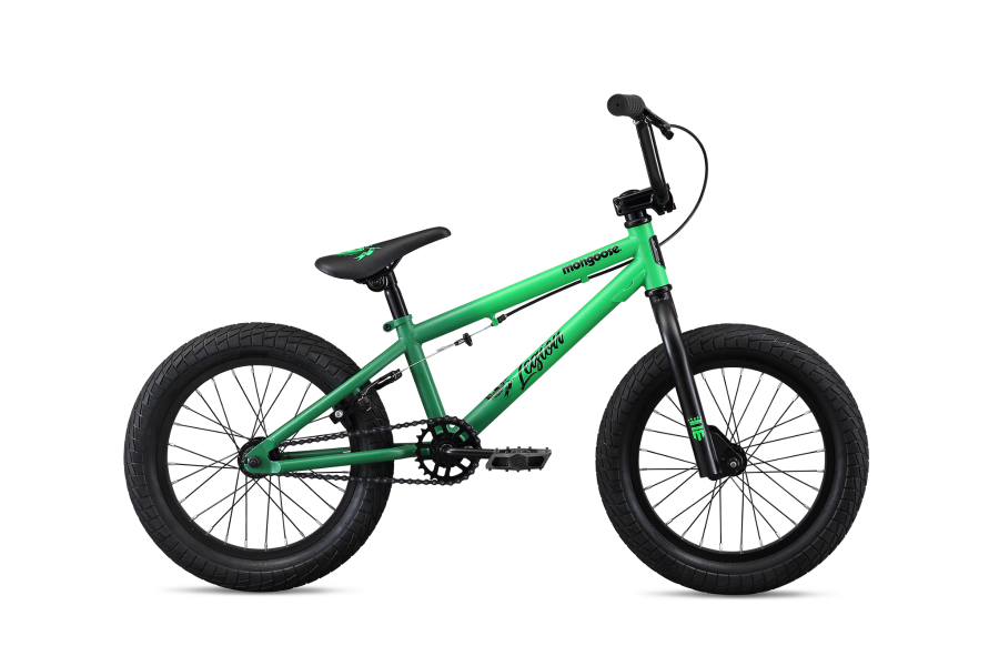 The Legion series of bikes offers everything a BMX rider could need from your first true BMX-style bike.