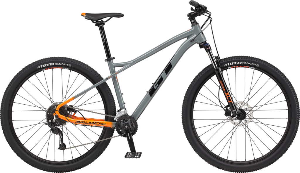 When you're ready to revel in riding, the Avalanche Sport is ready to roll. This wallet-friendly mountain bike is designed to pursue new thrills with confidence